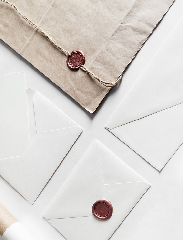 Mailing postal-recommandes